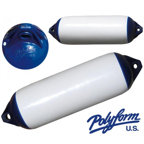 Parabordo cilindrico Polyform f6