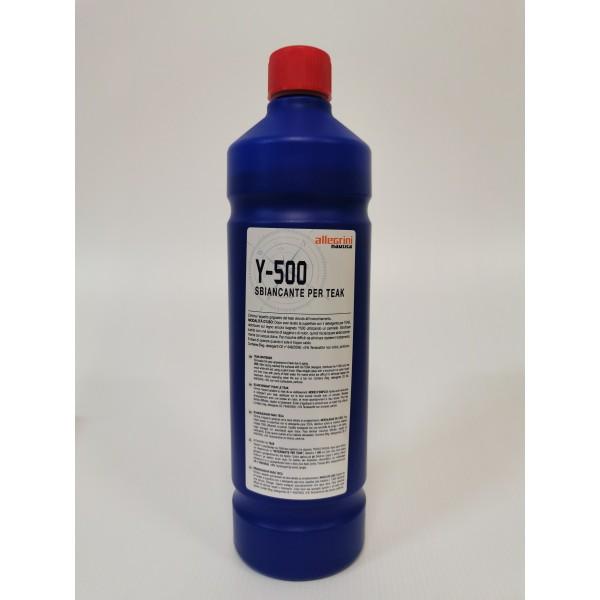 Y500 Sbiancante per TEAK Allegrini nautica