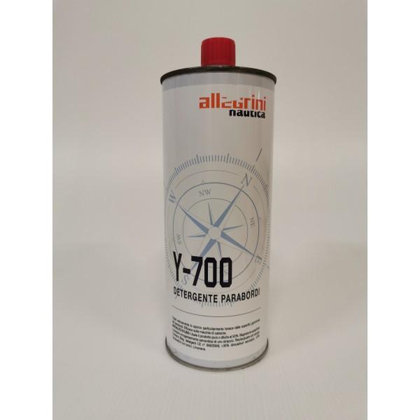 Y700 Detergente parabordi Allegrini nautica