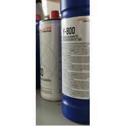 Y800 Derugginante disossidante gel Allegrini nautica